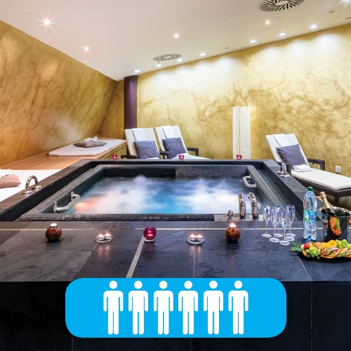 Large private SPA