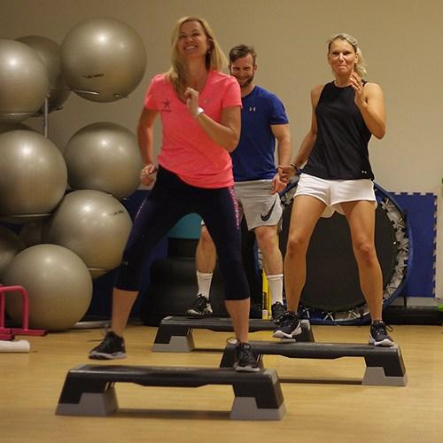 Aerobics & Body form